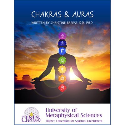image Chakras and Auras by Christine Breese