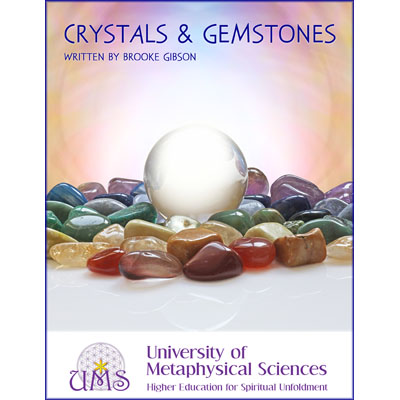 image shop Crystals and Gemstones by Brooke Gibson