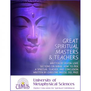 Great Spiritual Masters and Teachers