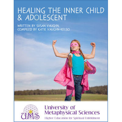 image Healing the Inner Child and Adolescent by Susan Vaughn