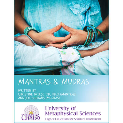 image Mantras and Mudras by Christine Breese Joe Shermis