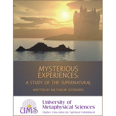 image Mysterious Experiences: A Study of the Supernatural