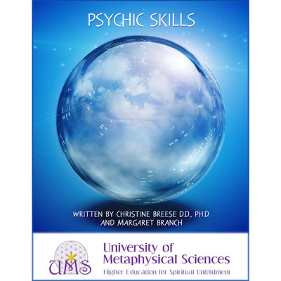 image book Psychic Skills by Christine Breese Margaret Branch