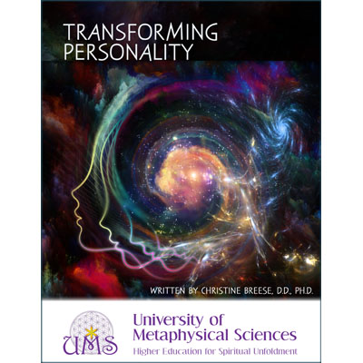 image Transforming Personality by Christine Breese