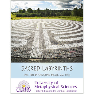 image Buy Sacred Labyrinths by Christine Breese