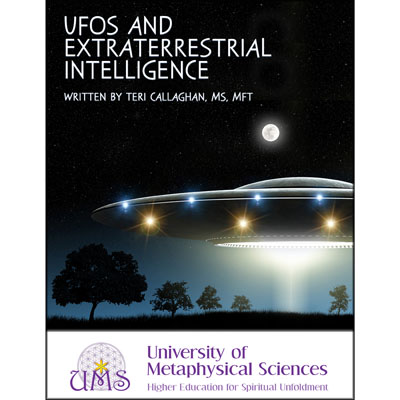 image UFOs and Extraterrestrial Intelligence by Teri Callaghan MS MFT