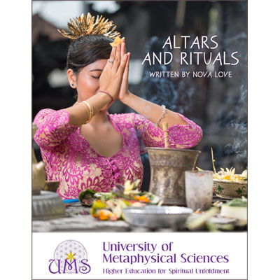 image Buy Altars and Rituals by Nova Love