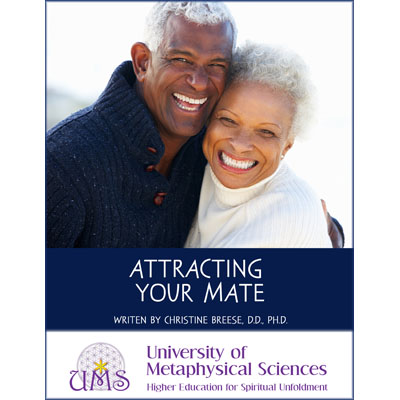 image Attracting Your Mate by Christine Breese - Metaphysical Sciences Degree