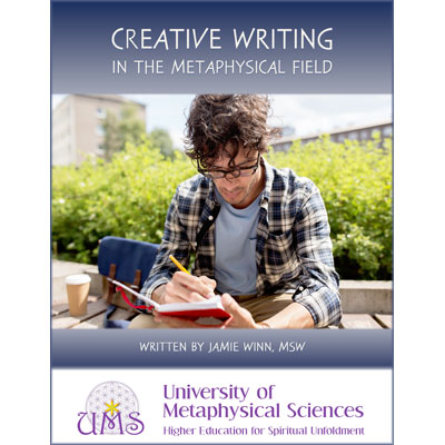 Creative Writing in the Metaphysical Field by Jamie Winn image