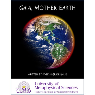 image Gaia, Mother Earth by Rozlyn Grace Imrie