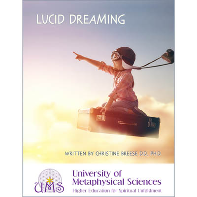 image Lucid Dreaming by Christine Breese - Metaphysical Sciences Degree