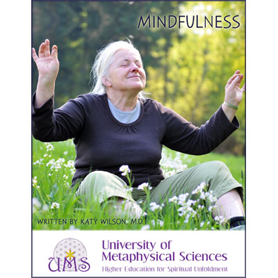 image Mindfulness Katy Wilson University of Metaphysical Sciences - Metaphysical Sciences Degree