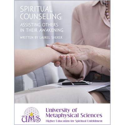 image Spiritual Counseling by Laurel Sherer - Metaphysical Sciences Degree