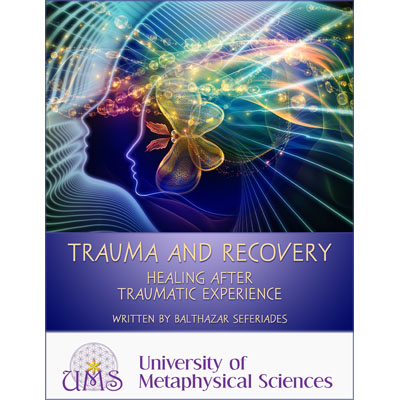 image Trauma and Recover by Balthazar Seferiades - Metaphysical Sciences Degree