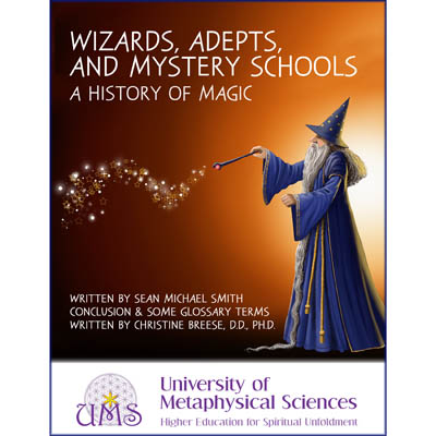Wizards, Adepts, and Mystery Schools by Sean Michael Smith image