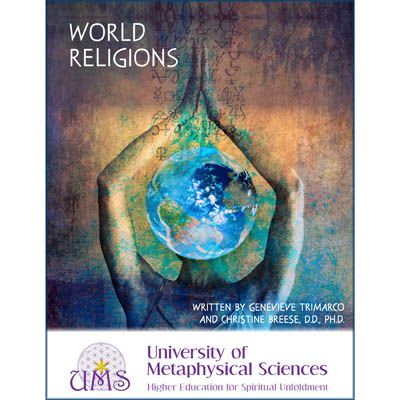 image World Religions Metaphysical Sciences Degree Textbook